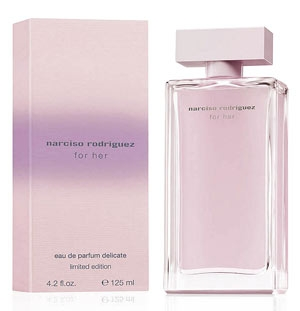 Narciso Rodriguez For Her Eau de Parfum Delicate от Narciso Rodriguez (Нарцисо Родригез)