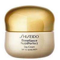 "Shiseido Крем для лица ""Shiseido Benefiance NutriPerfect Day Cream SPF15"" 50.0 мл. ."