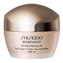 "Shiseido Крем для лица ""Shiseido Benefiance WrinkleResist 24 Day Cream SPF15"" 50.0 мл. ."