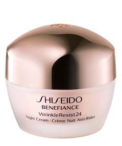 "Shiseido Крем для лица ""Shiseido Benefiance WrinkleResist 24 Night Cream"" 50.0 мл. ."