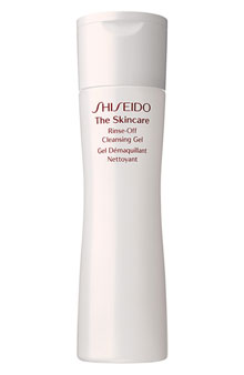 """Shiseido Средство для снятия макияжа """"Shiseido Skincare Rinse-Off Cleansing Gel"""" 200.0 мл. ."""