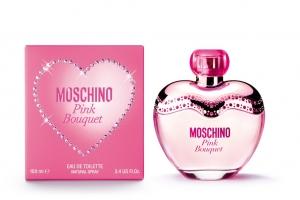 Женский парфюм Moschino Pink Bouquet 30.0 мл. Moschino. Туалетная вода. ( Moschino )