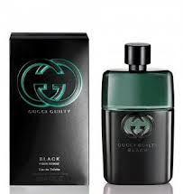 """Black """"Gucci Guilty Black Pour Homme"""" 50.0 мл. Туалетная вода."""