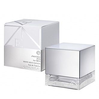 Zen for Men White Heat Edition от Shiseido (Шизейдо)