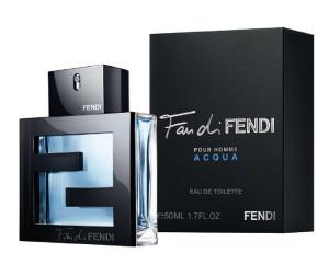 "Fendi ""Fan di Fendi Pour Homme Acqua"" 50.0 мл. Туалетная вода."