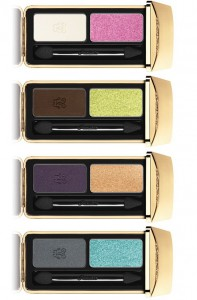 "Guerlain Тени для век ""Guerlain L'Ecrin 2 Couleurs Eyeshadow"" № 03 (цвет: Two Avantgarde)."