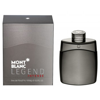 Legend Intense от Mont Blanc (Легенд Интенс от Монт Бланк)
