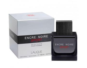 """Lalique """"Encre Noire Sport"""" 100.0 мл. Туалетная вода - тестер."""