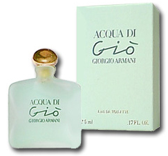 "Giorgio armani ""Acqua di Gio"" 100.0 мл. Туалетная вода."