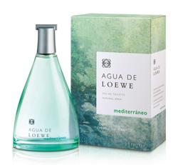 """Loewe """"Aqua De Loewe Mediterraneo"""" 100.0 мл. Туалетная вода - тестер."""