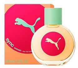 Женский парфюм Puma Sync Woman 40.0 мл. Puma. Туалетная вода. ( Puma )