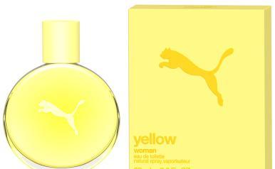 Женский парфюм Puma Yellow Woman 60.0 мл. Puma. Туалетная вода - тестер. Пума Елоу Вумэн. ( Puma )