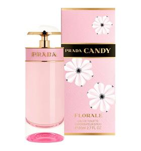 Женский парфюм Prada Candy Florale 50.0 мл. Prada. Туалетная вода. ( Prada )