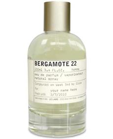 "Biagiotti ""Le Labo Bergamote 22"" 50.0 мл. Туалетные духи."