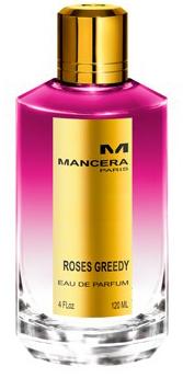 "Mancera ""Roses Greedy"" 60.0 мл. Туалетные духи."