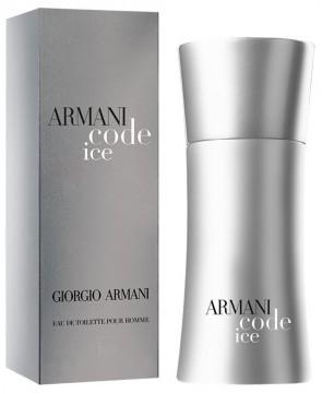 """Armani Code Ice"" 50.0 мл. Туалетная вода. ( Giorgio Armani )"