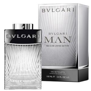 Мужской парфюм Bvlgari Man Silver Limited Edition 100.0 мл. Bvlgari. Туалетная вода. ( Bvlgari )