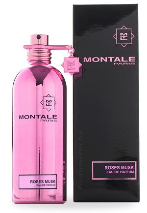 "Montale ""Roses Musk"" 100.0 мл. Туалетные духи."