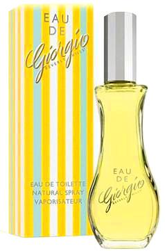 Женский парфюм Eau De Giorgio 90.0 мл. Giorgio Beverly Hills. Туалетная вода. ( Giorgio Beverly Hills )