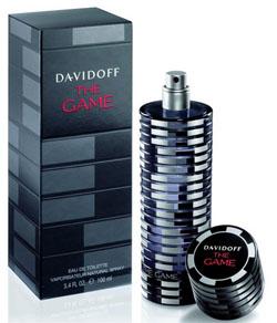 "Davidoff ""The Game"" 100.0 мл. Туалетная вода."