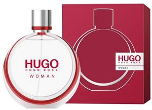 Hugo Woman Eau de Parfum от Hugo Boss (Хьюго Уомэн о де парфюм от Хуго Босс)