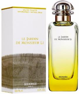 Женский парфюм Le Jardin de Monsieur Li 30.0 мл. Hermes. Туалетная вода. Ле Жардин де Месье Ли. ( Hermes )