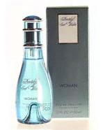 Женский парфюм Cool Water Woman 30.0 мл. Davidoff. Туалетная вода. Кул Уотер. ( Davidoff )