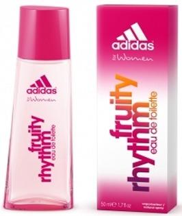 Женский парфюм Adidas Fruity Rhythm 50.0 мл. Adidas. Туалетная вода. Адидас Фрути Ритм. ( Adidas )