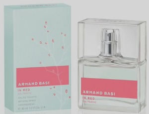 In Red Eau Fraiche от Armand Basi (Ин ред о фреш от Арманд Бази)