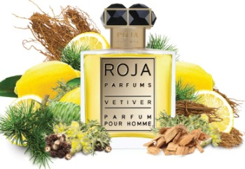 Женский парфюм Vetiver 50.0 мл. Roja Parfums. Духи. Ветивер. ( Roja Parfums )