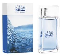 Мужской парфюм L`eau par Kenzo pour homme 2017 5.0 мл. Kenzo. Миниатюра-туалетная вода. Ле пар Кензо в дизайне 2017 года. ( Kenzo )