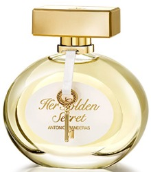 The Golden Secret for Woman от Antonio Banderas (Антонио Бандерас)