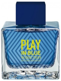 Play In Blue Seduction For Men от Antonio Banderas (Плэй ин Блю Седакшн фо мэн от Антонио Бандерас)