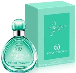 Женский парфюм Precious Jade 50.0 мл. Sergio Tacchini. Туалетная вода - тестер. Пресиоус Жаде. ( Sergio Tacchini )