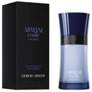 Giorgio Armani Мужской парфюм Armani Code Colonia 50.0 мл. Giorgio Armani. Туалетная вода.