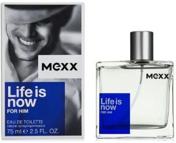 Life is Now for him от Mexx (Лайф ис нау фо хим от Мэкс)