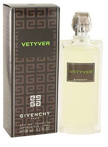 Vetyver от Givenchy (Ветивер от Живанши)