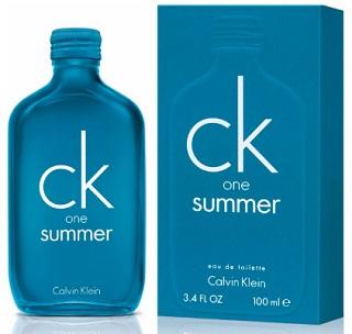 Женский парфюм CK One Summer 2018 100.0 мл. Calvin Klein. Туалетная вода. Си кей Уан Самме 2018. ( Calvin Klein )