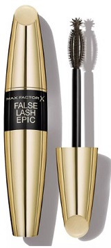 """Тушь для ресниц """"Max Factor False Lash Epic"""" 10.0 мл. № 02 (цвет: темно-коричневый). ( Max Factor )"""