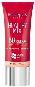 """Тональное средство """"Bourjois Healthy Mix BB-Cream"""" 30.0 мл. № 01 (цвет: Light). ( Bourjois Paris )"""
