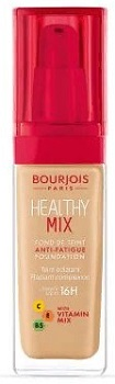 "Тональный крем ""Bourjois Healthy Mix Foundation"" 30.0 мл. № 55 (цвет: Dark beige). ( Bourjois Paris )"