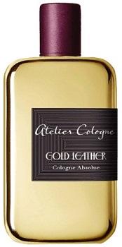 Женский парфюм Gold Leather 100.0 мл. Atelier Cologne. Одеколон. Голд Лифе. ( Atelier Cologne )