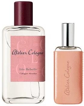 Женский парфюм Iris Rebelle 30.0 мл. Atelier Cologne. Одеколон. Ирис Ребел. ( Atelier Cologne )