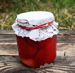 """Мыло ручной работы """"Спелые ягоды в баночке"""" 185.0 г. . ( Edenicsoap )"""
