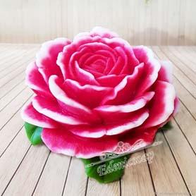 """Мыло ручной работы """"Королева роз"""" 210.0 г. . ( Edenicsoap )"""
