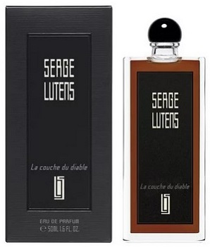 Женский парфюм La Couche du Diable 100.0 мл. Serge Lutens. Туалетные духи - тестер. Ла Куше дю Диабле. ( Serge Lutens )