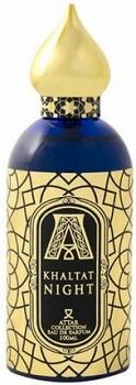 Женский парфюм Khaltat Night 100.0 мл. Attar Collection. Туалетные духи. Хальтат Найт. ( Attar Collection )