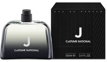 Женский парфюм Costume National J 1.5 мл. Costume National. пробник т/духи. Косюм Нейшнл Джей. ( Costume National )