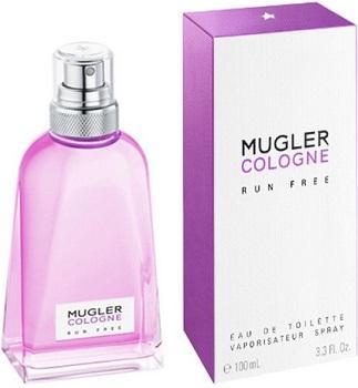 Женский парфюм Mugler Cologne Run Free 100.0 мл. Thierry Mugler. Туалетная вода. Мюглер Колон Ран Фри. ( Thierry Mugler )