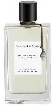 Женский парфюм Collection Extraordinaire Muguet Blanc 75.0 мл. Van Cleef & Arpels. Туалетные духи - тестер. Коллекшн Экстраординари Мугет Блан. ( Van Cleef & Arpels )